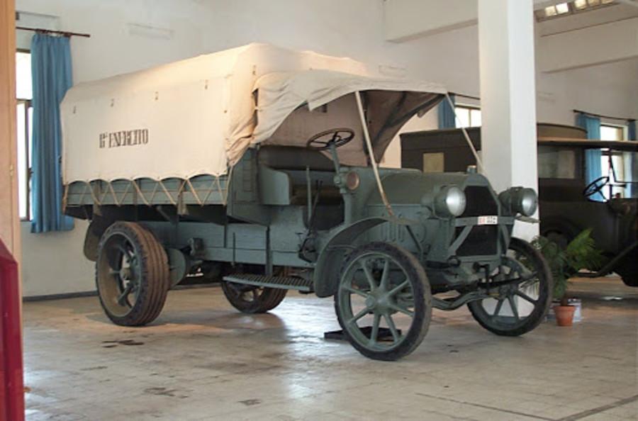 Il camion Fiat 18BL