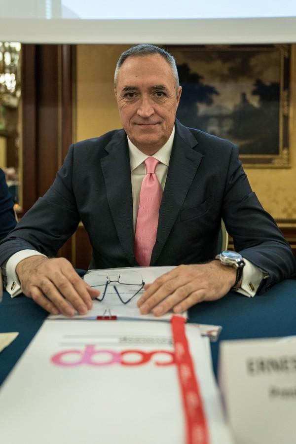 Ernesto Dalle Rive, presidente Nova Coop