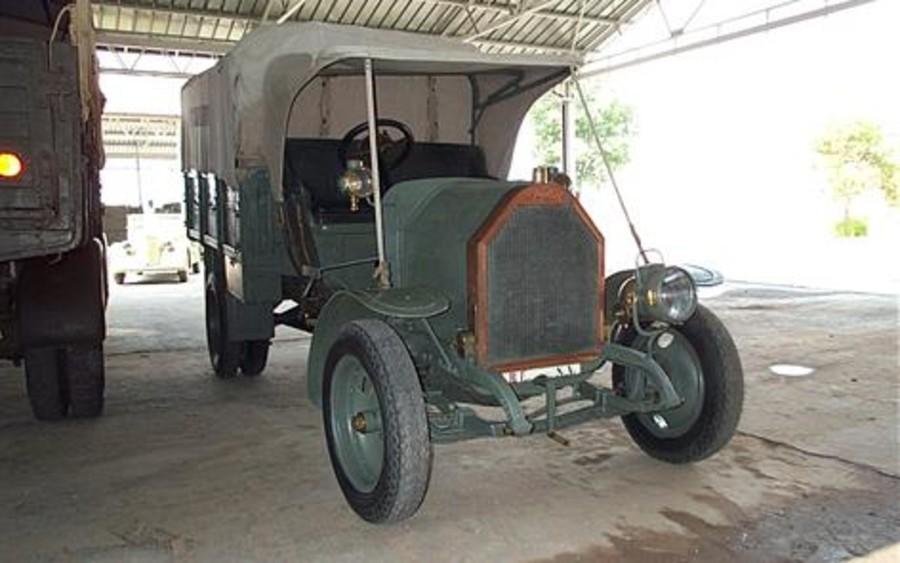 Un Fiat 15 Ter