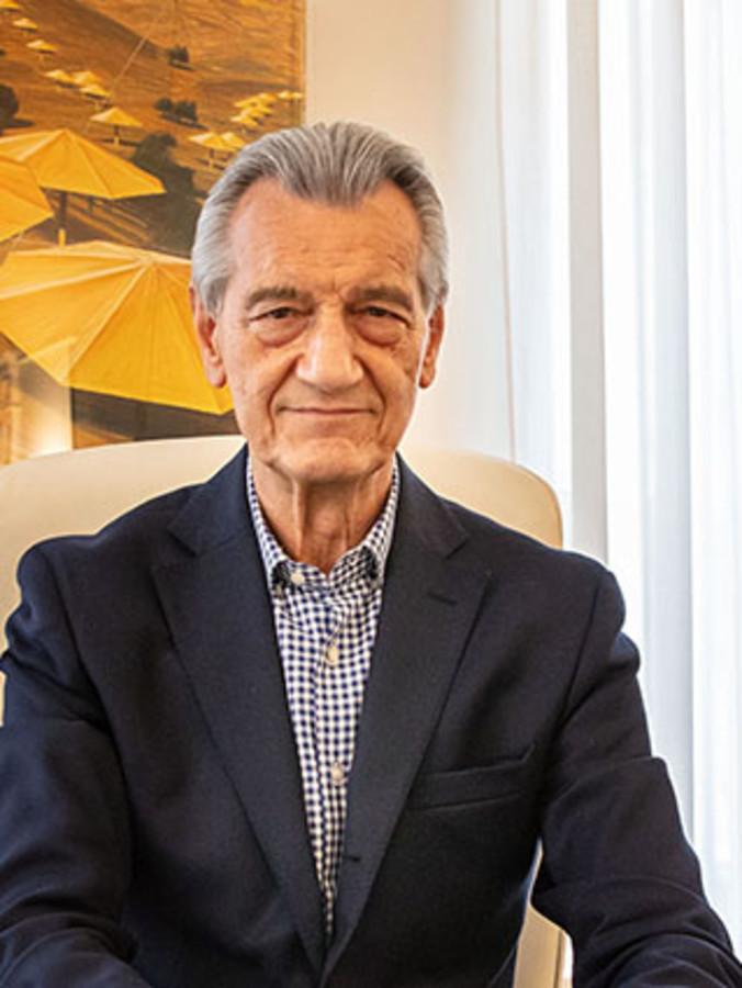 Giorgio Galvagno, presidente <banca di Asti