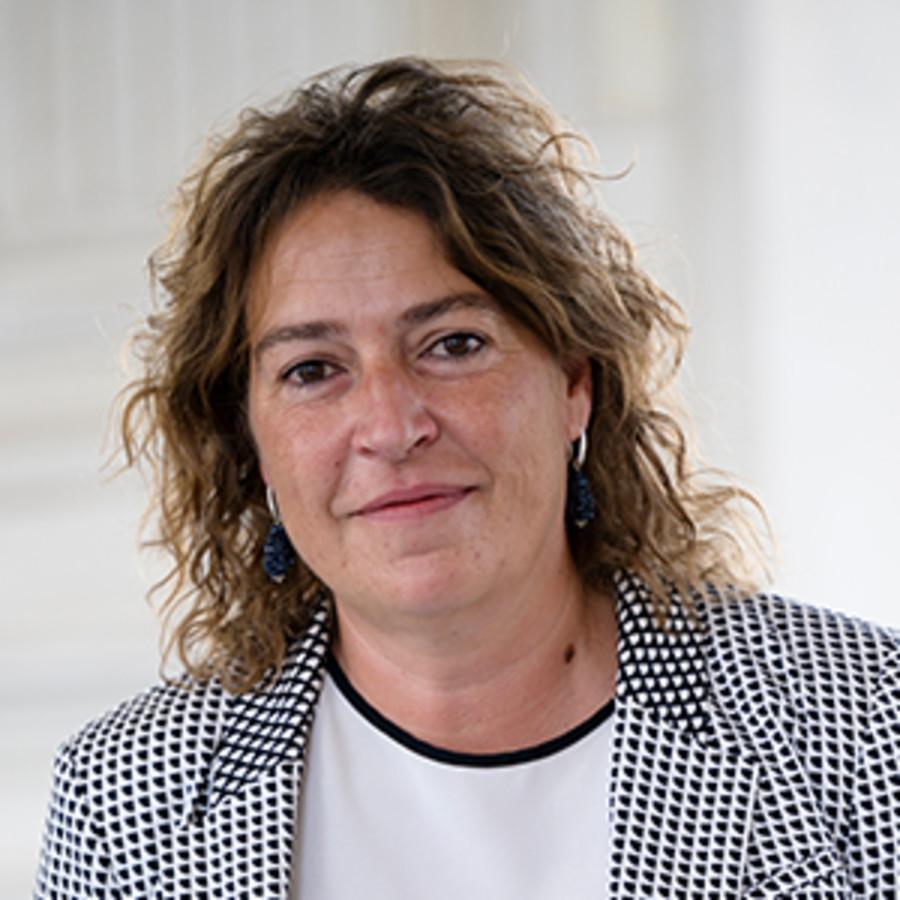 Rosanna Ventrella, vice presidente Compagnia di San Paolo