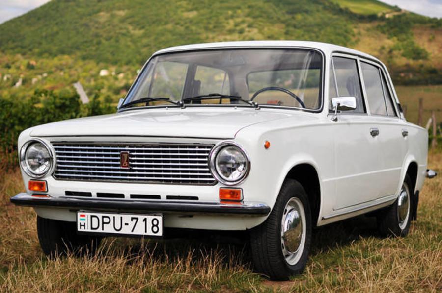 Zhiguli, la Fiat 124 russa