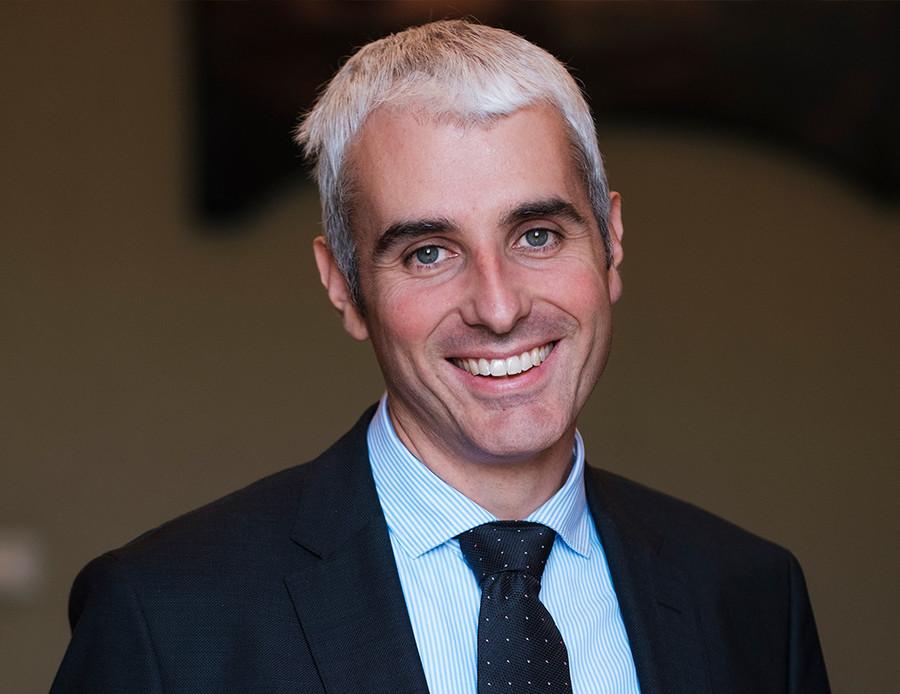Alberto Anfossi, Segretario generale Compagnia di San Paolo