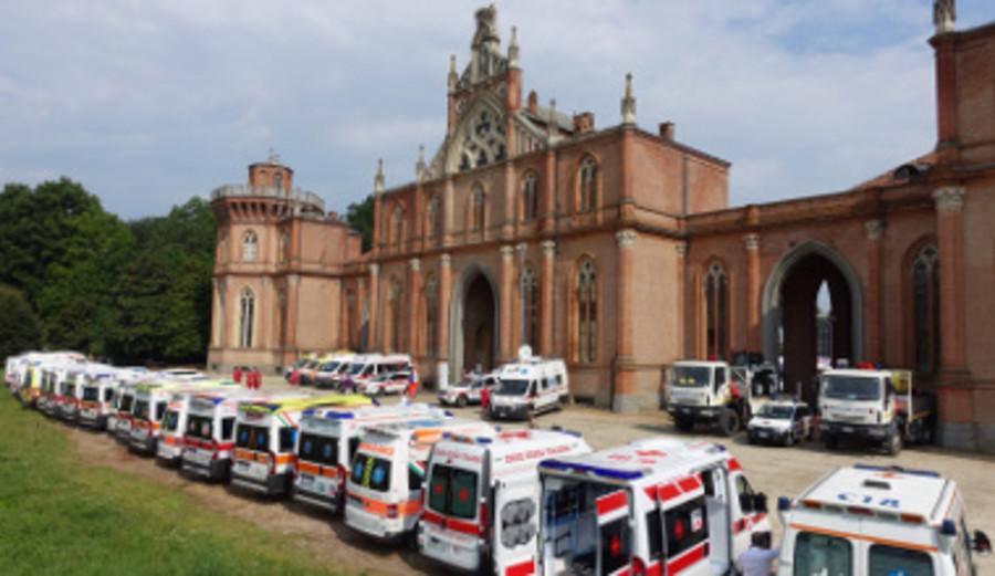 Il bando per acquistare nuove ambulanze