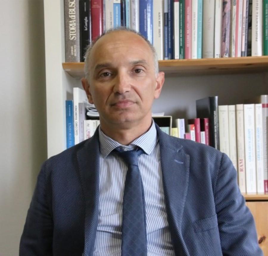 Enrico Allasia, presidente Confagricoltura Piemonte