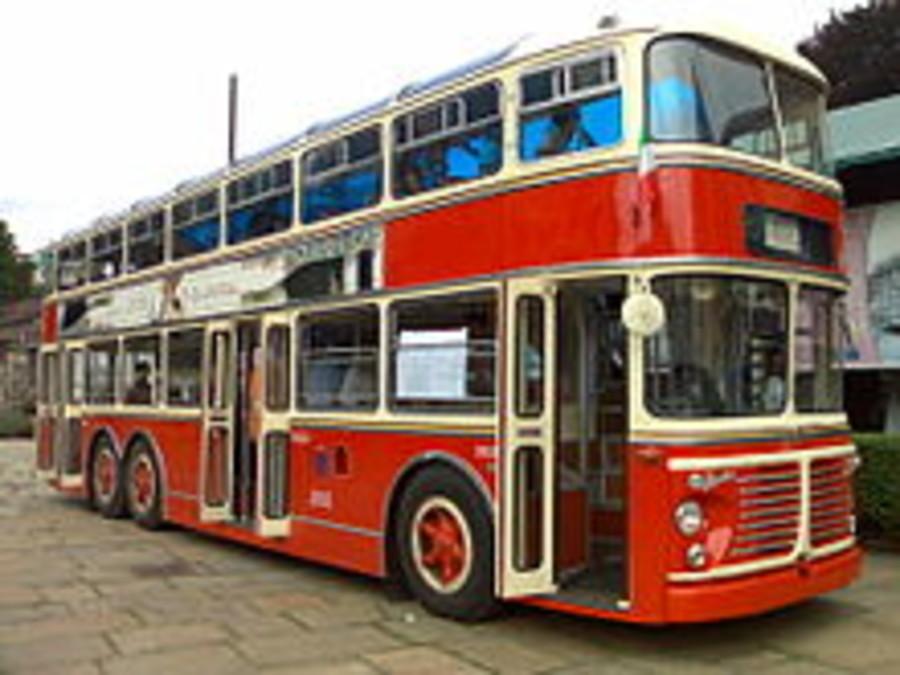 L'autobus Viberti a due piani (da Wikipedia)