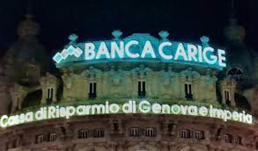 Banca Carige dal 27 ritorna in Borsa