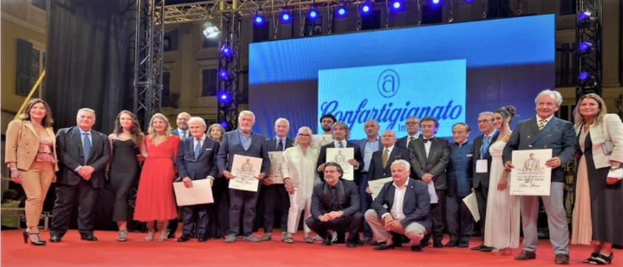 Sanremo celebra l'arte dei maestri sarti