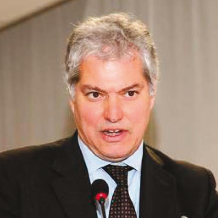 Stefano Del Punta, cfo Intesa Sanpaolo