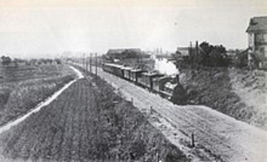 Foto storica della Torino-Genova (da Wikipedia)