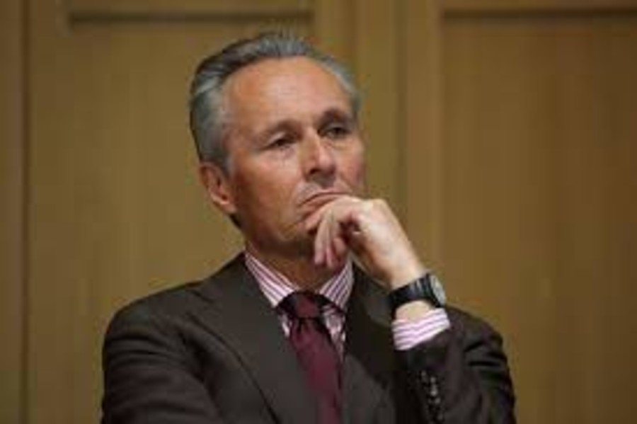 Franco Ferraris, presidente Fondazione Cr Biella