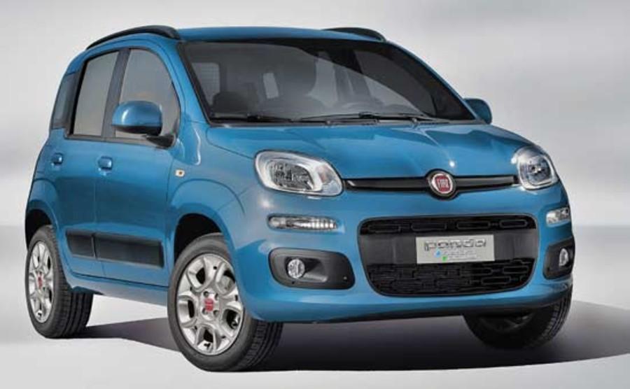 Fiat Panda, sempre il modello con più acquirenti