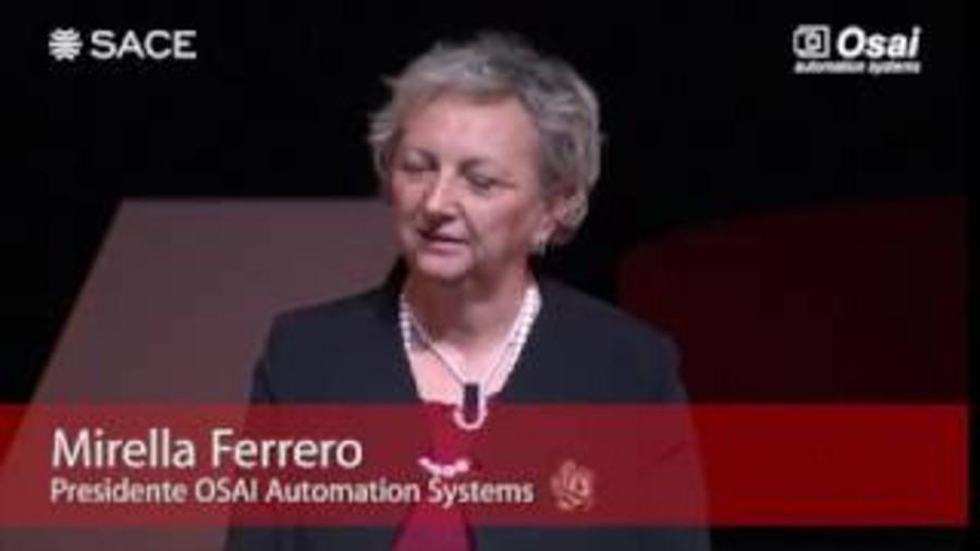 Mirella Ferrero riduce la sua quota di Osai