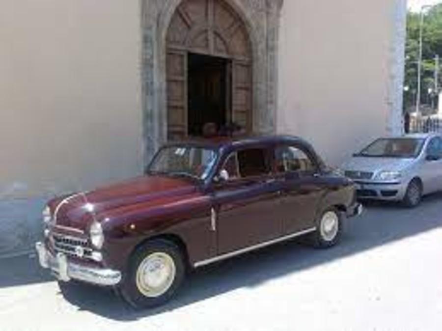 Una Fiat 1400