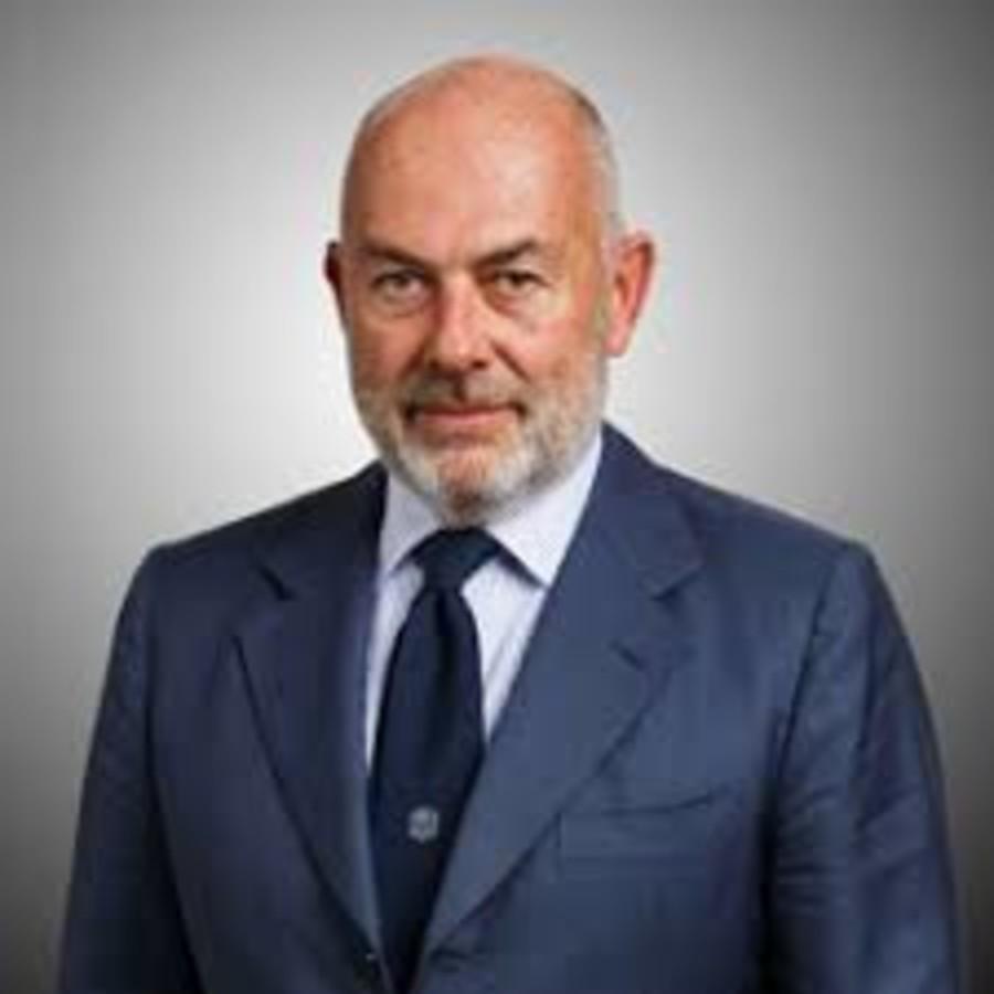 Edoardo Garrone, presidente Erg