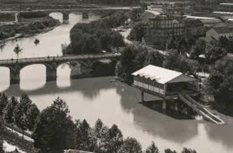L'idroscalo di Torino nel 1926