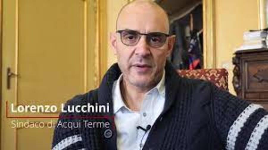 Lorenzo Lucchini, sindaco di Acqui Terme