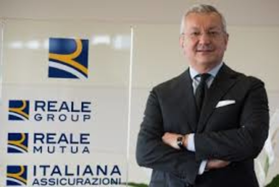 Massimo Luviè, direttore generale Banca Reale