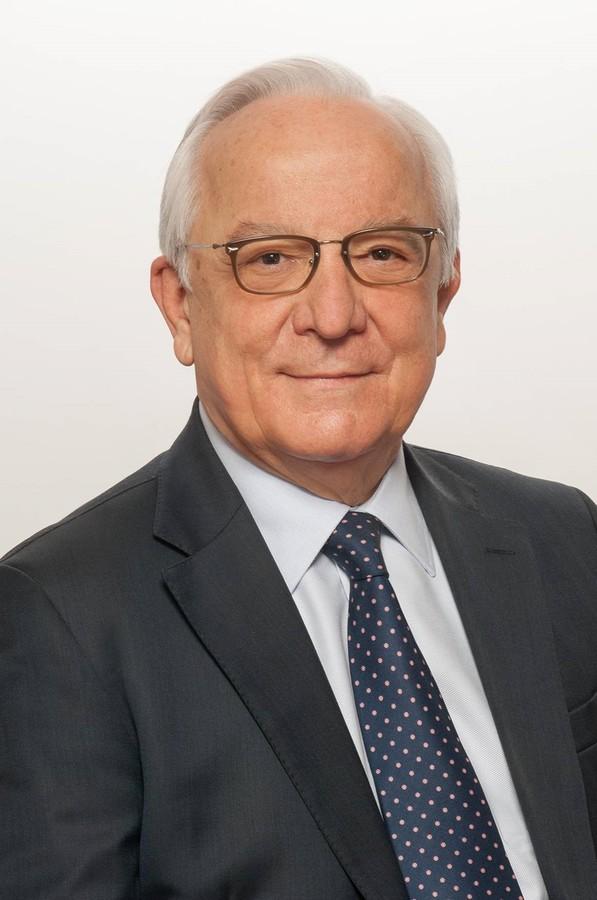 Luciano Mariano, presidente Fondazione Cr Alessandria