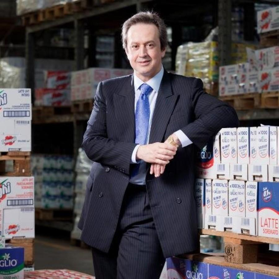 Angelo Mastrolia, presidente Cli e Newlat Food