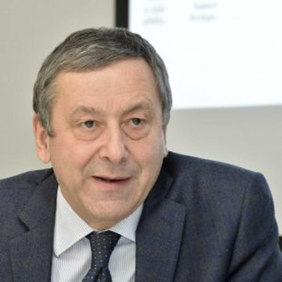 Francesco Profumo, presidente Compagnia di San Paolo