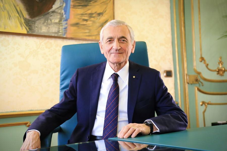 Giovanni Quaglia, presidente dell'Assofob piemontesi