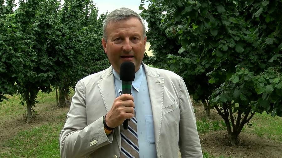 Ezio Raviola, vice presidente Fondazione Crc