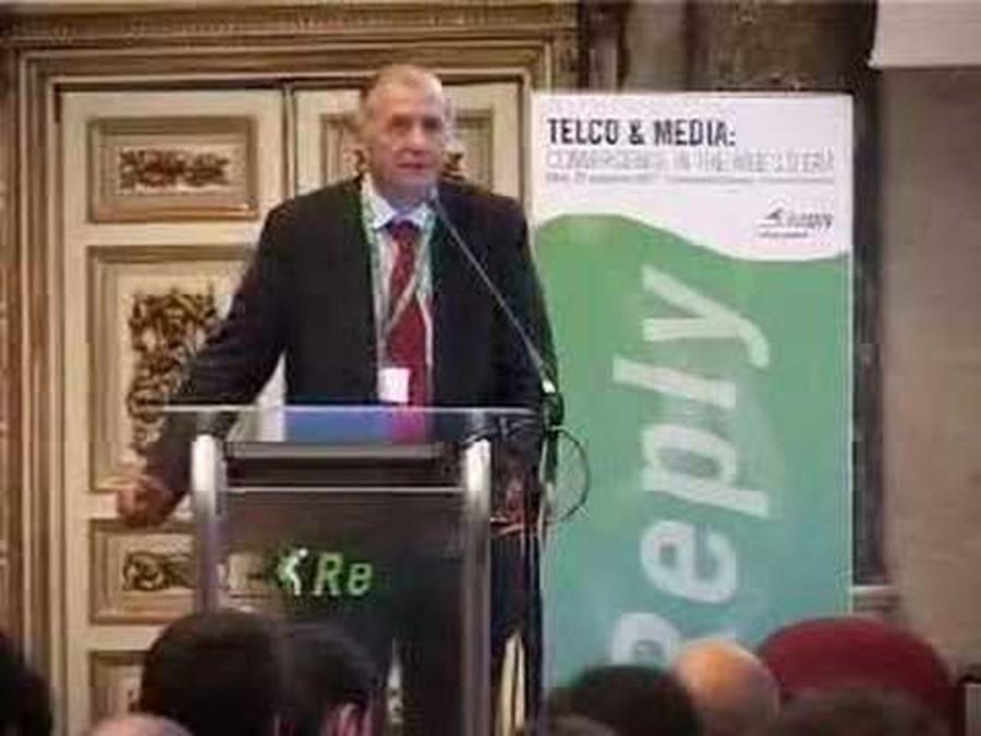Mario Rizzante, presidente della torinese Reply