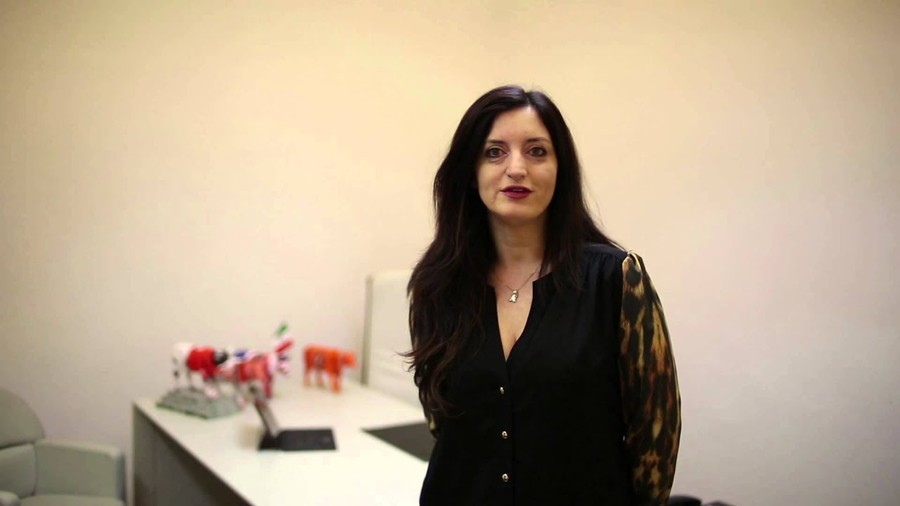 Tatiana Rizzante, ad Reply