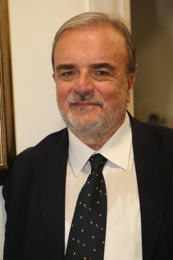 Ernesto Ramojno, presidente La Scialuppa Crt Onlus