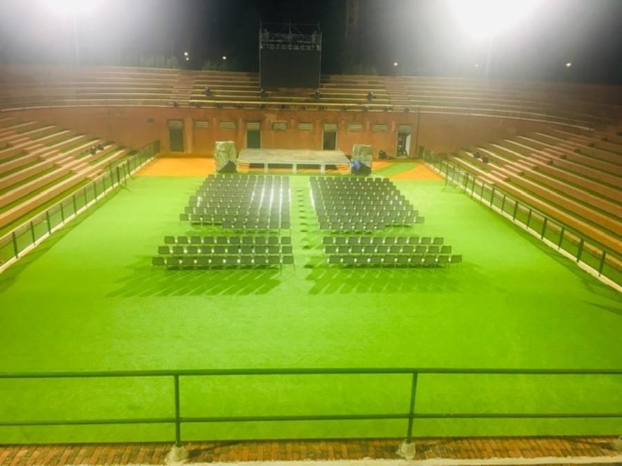 Torino, le nuove funzioni dello Stadio del Tennis