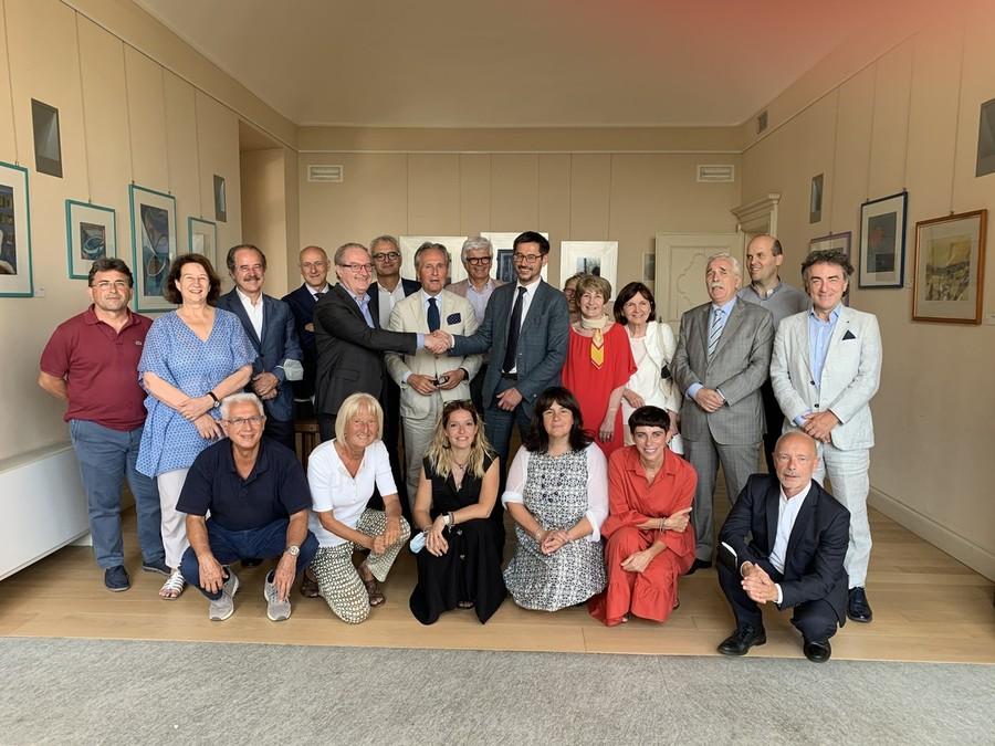 Fondazione Cr Biella: Quaregna nuovo Segretario