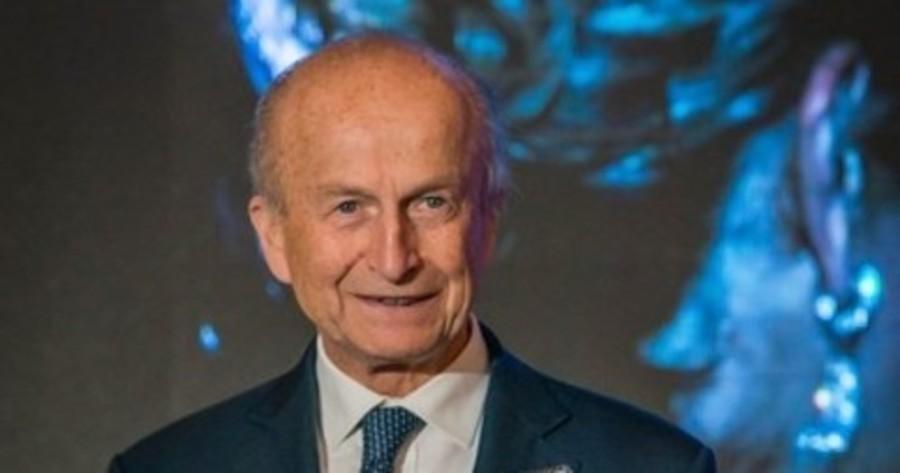 Maurizio Sella, presidente nazionale dei Cavalieri del Lavoro