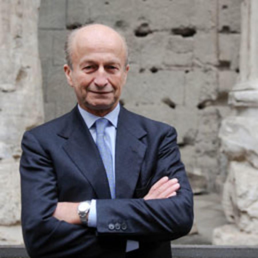 Maurizio Sella, presidente dell'omonimo gruppo