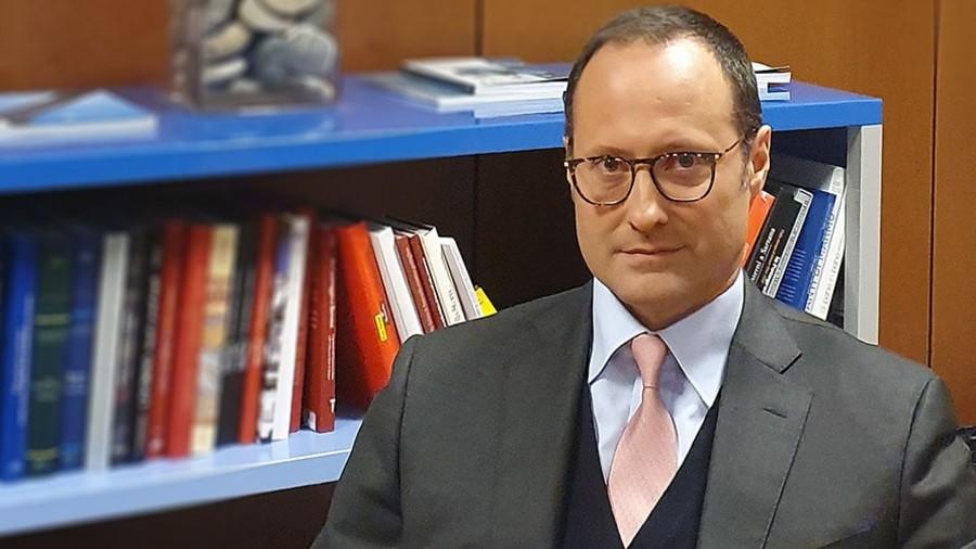 Umberto Tosoni, amministratore delegato Astm