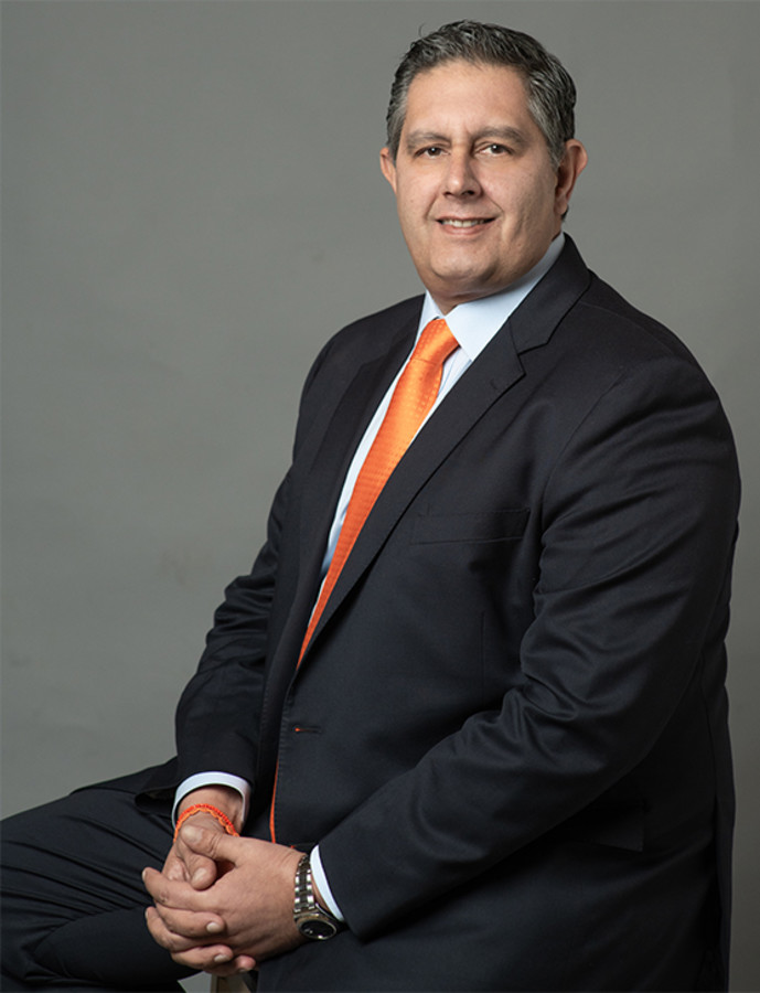 Giovanni Toti, presidente Regione Liguria