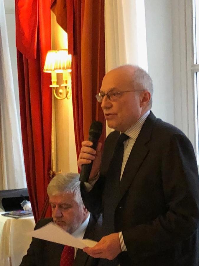Camillo Venesio, vice presidente Abi