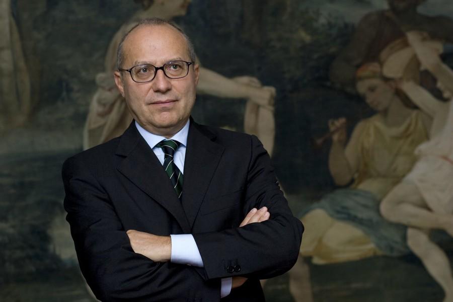 Camillo Venesio, ad e dg di Banca del Piemonte e vice presidente Abi